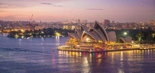 best places to see in australia