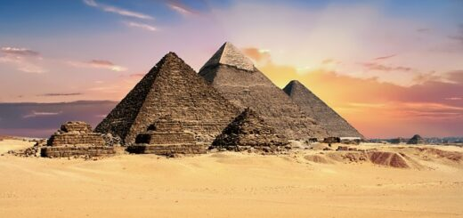 best places to see in Egypt