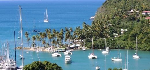 places to visit in saint lucia