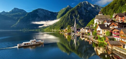 places to visit in austria