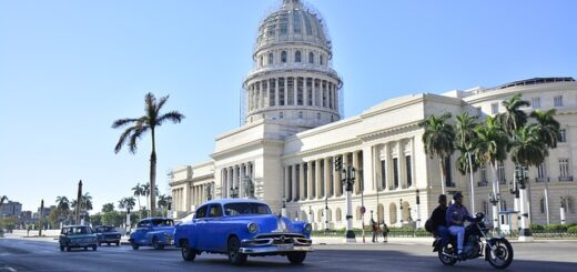 places to visit in cuba