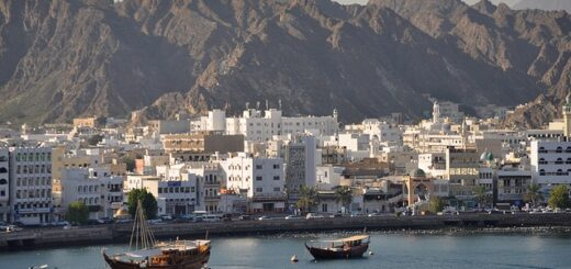 places to visit in oman