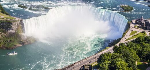 Best Waterfalls to Visit in the World