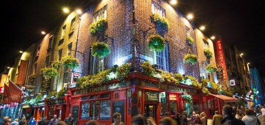 Best Places to Visit in Dublin