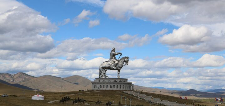 Tourist Attractions in Mongolia
