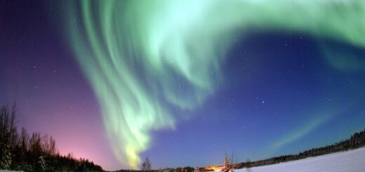 places To See Northern Lights