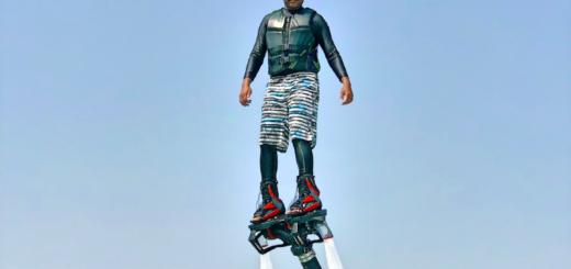Flyboarding Myths